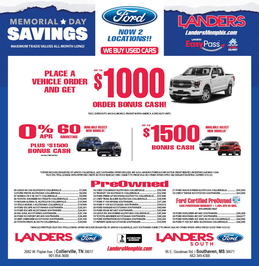 landers ford new ford dealership in collierville tn 38017. Cars Review. Best American Auto & Cars Review